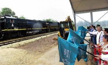 Piden a la SFP, entregar documentos que avalen derecho de vía y autorizaciones ambientales del Tren Maya