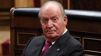 Rey Juan Carlos ya no vivirá en España
