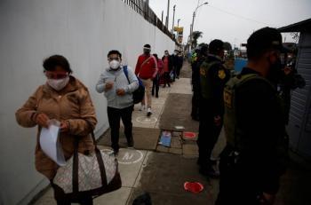 Perú reconoce rebrote de Covid-19 y anuncia plan de reactivación