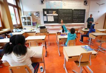 Regreso a clases en Alemania bajo riesgo de covid-19
