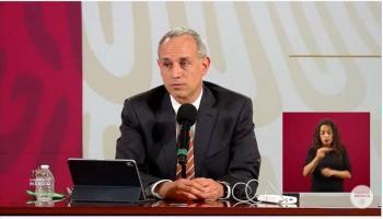Seguiremos trabajando en unidad nacional contra la epidemia: López-Gatell
