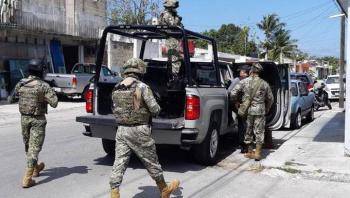 Personal especializado de la Guardia Nacional llega a Policía de Investigación de Quintana Roo