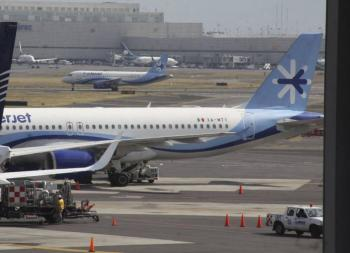 Interjet regresa aviones y pierde matrículas mexicanas