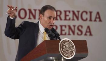 Asegura Durazo elementos 'suficientemente sólidos' para aplicar ley a 'El Marro'