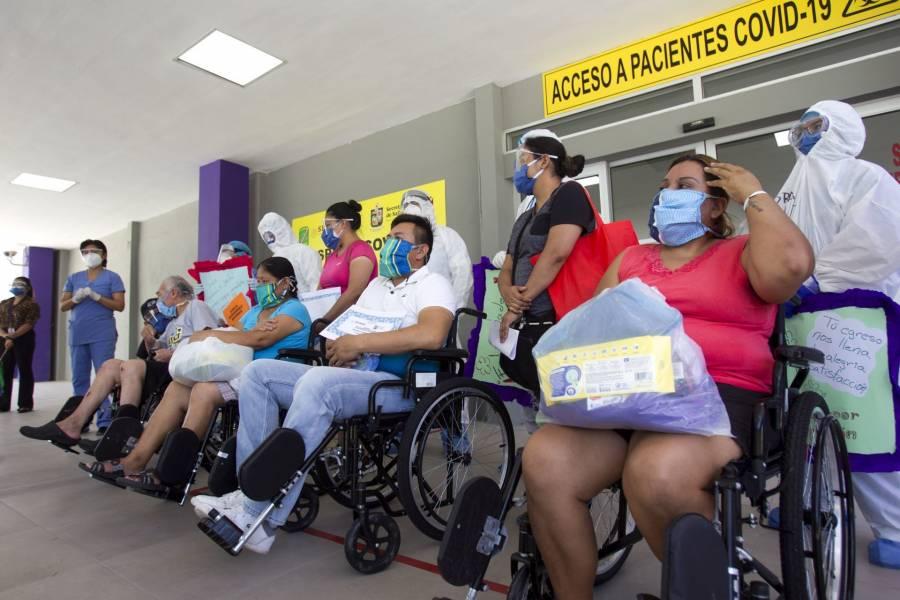 Por saturación y escasez, hospitales en Nuevo León rechazan enfermos de covid-19