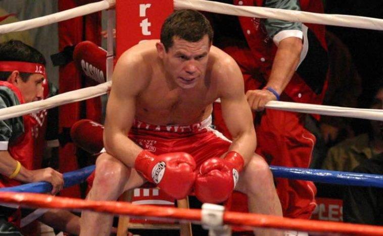 Revela Julio César Chávez que rechazó pelea contra Tyson