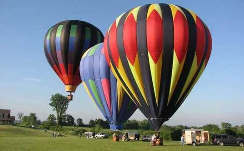 Tres globos aerostáticos se estrellan en Wyoming; hay al menos 20 heridos [Video]