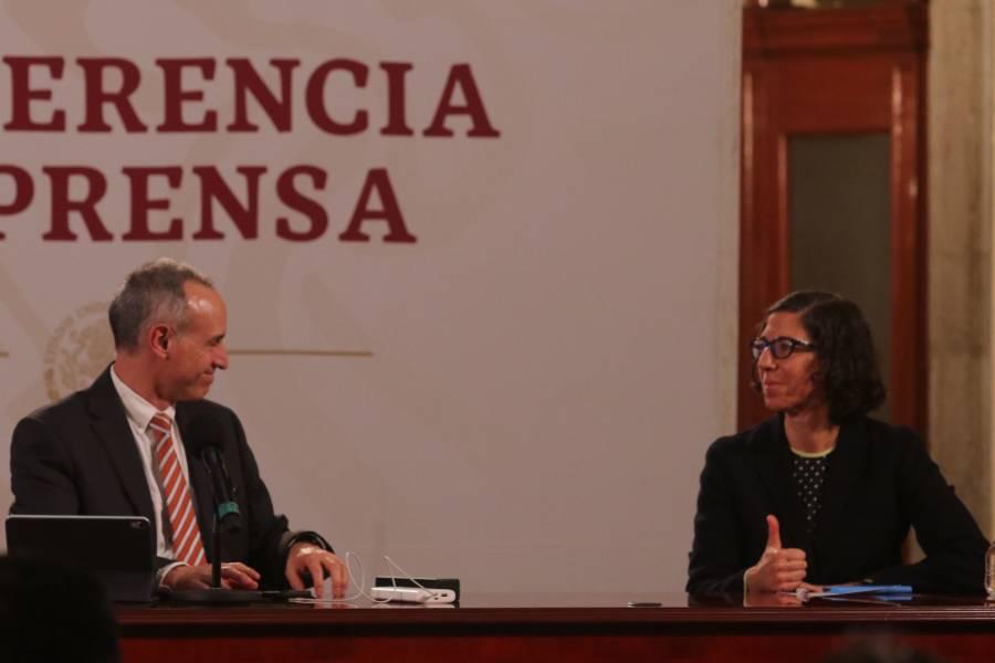 Seguiremos trabajando en unidad nacional: López-Gatell