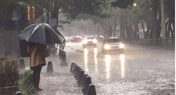 Activan Alerta Naranja por intensificación de lluvias en cuatro alcaldías