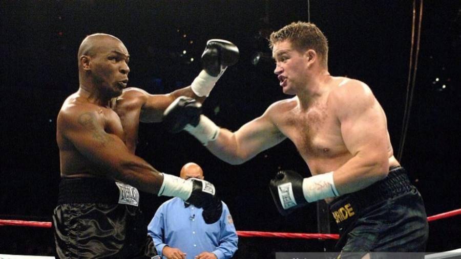McBride último rival de Tyson le da oportunidad de revancha