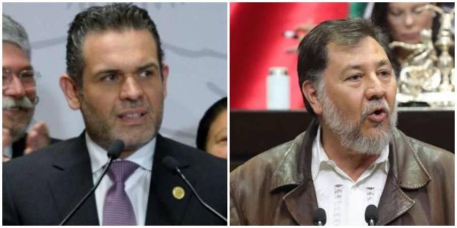 SIN ACLARARSE COMPRA DE LEGISLDORES FEDERALES, SIGUEN DISPUTAS ENTRE PT Y PES