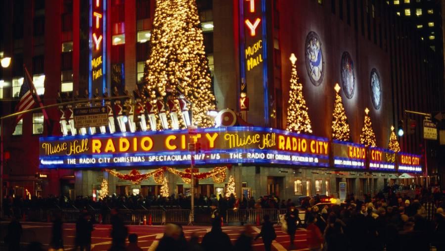 Cancelan el musical de Navidad de Radio City Hall por Covid-19