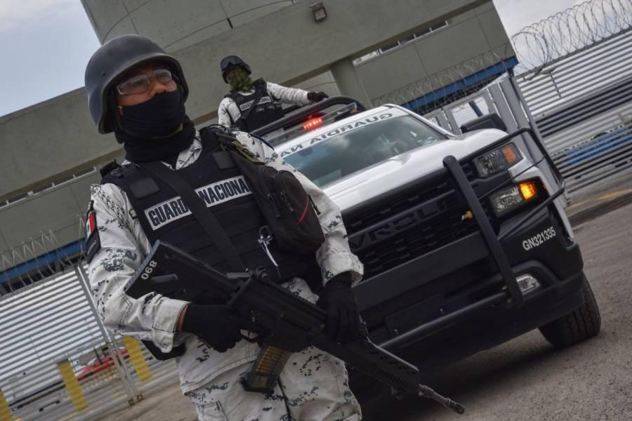 """Trasladan a """"El Marro"""" a penal de Puentecillas, Guanajuato"""