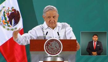 """Se acabó """"la robadera"""" en toma de casetas, asegura López Obrador"""