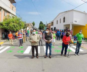 Soledad líder en transformación de infraestructura urbana