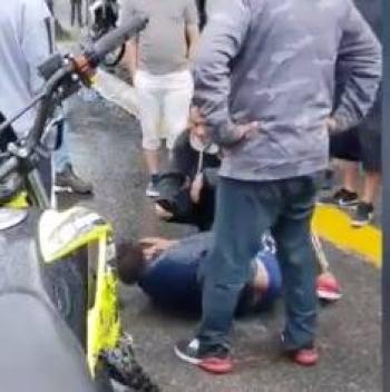 Sale otro video de justicieros ciudadanos en Cuautitlán Izcali