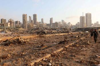 Presidente de Líbano moviliza a las Fuerzas Armadas en Beirut