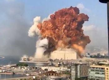 Gobernador de Beirut califica explosiones como un desastre nacional parecido a Hiroshima