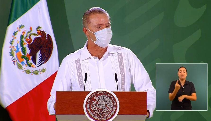 """""""Tiempos de unidad con AMLO"""", indica gobernador de Sinaloa"""