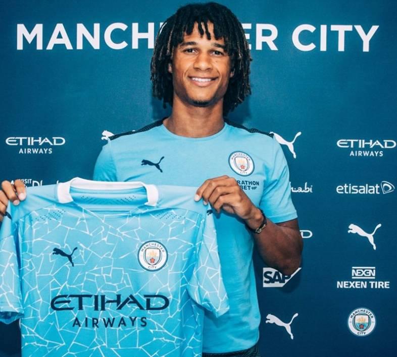 Oficial: Manchester City ficha al central Nathan Aké