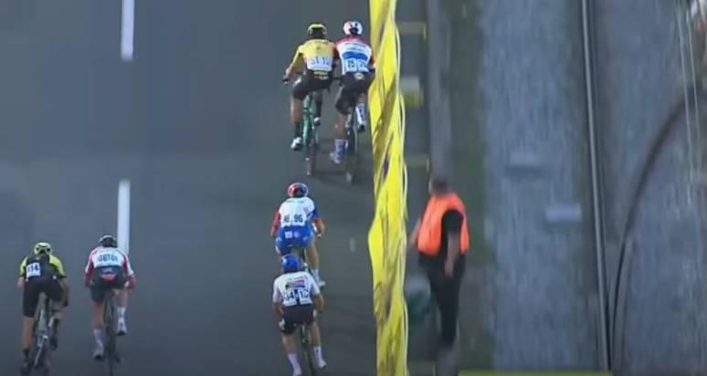 Tour de Polonia termina con ciclista en coma inducido