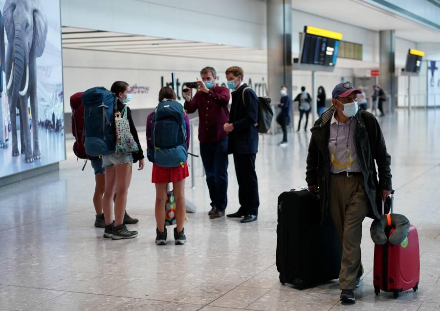 Autoridades suizas impondrán cuarentena a viajeros de España