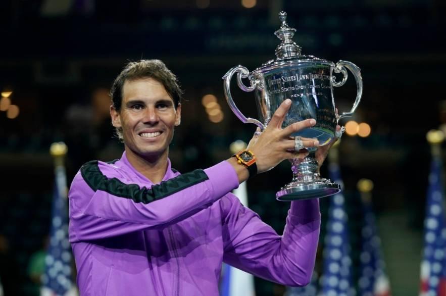 Quien gane Abierto de EU, será un gran campeón pese a las ausencias: Nadal