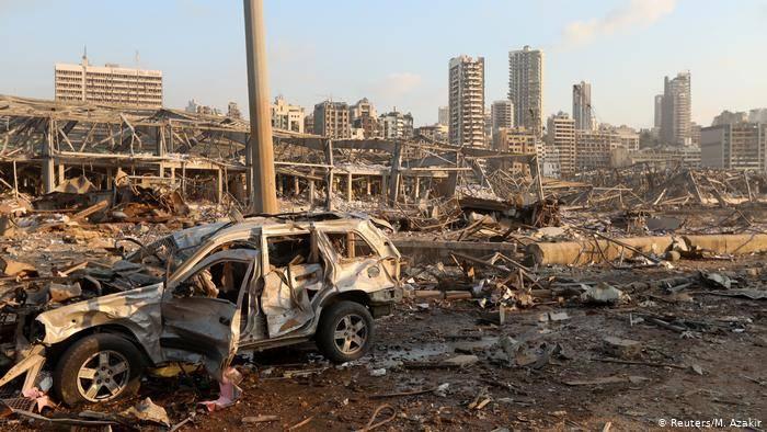 Organismo de Naciones Unidas busca detectar si explosión en Beirut fue nuclear