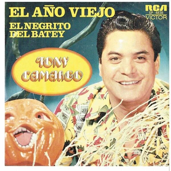 Fallece Tony Camargo, cantante de