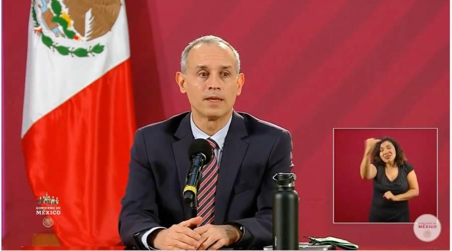Rebasa México los 450 mil casos de Covid-19
