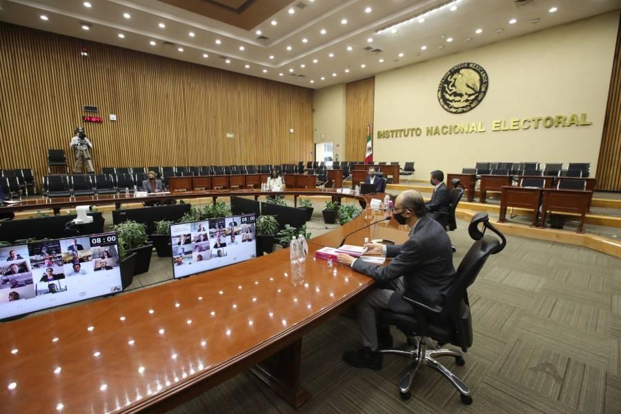 INE aprueba bolsa de más de 7 mmdp para partidos políticos en 2021