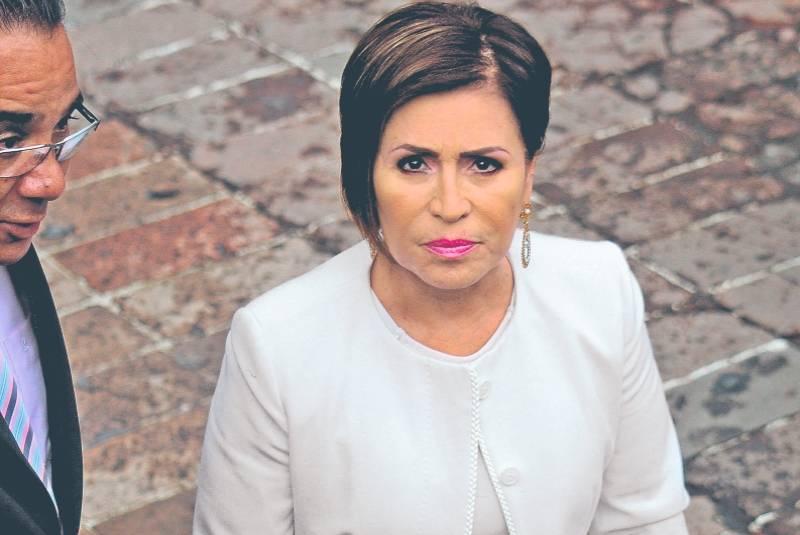 Niegan amparo a Robles para revocar decisión de Delgadillo Padierna