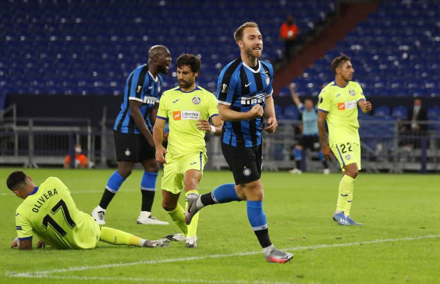 Inter y Manchester United clasifican a cuartos de final en la Europa League