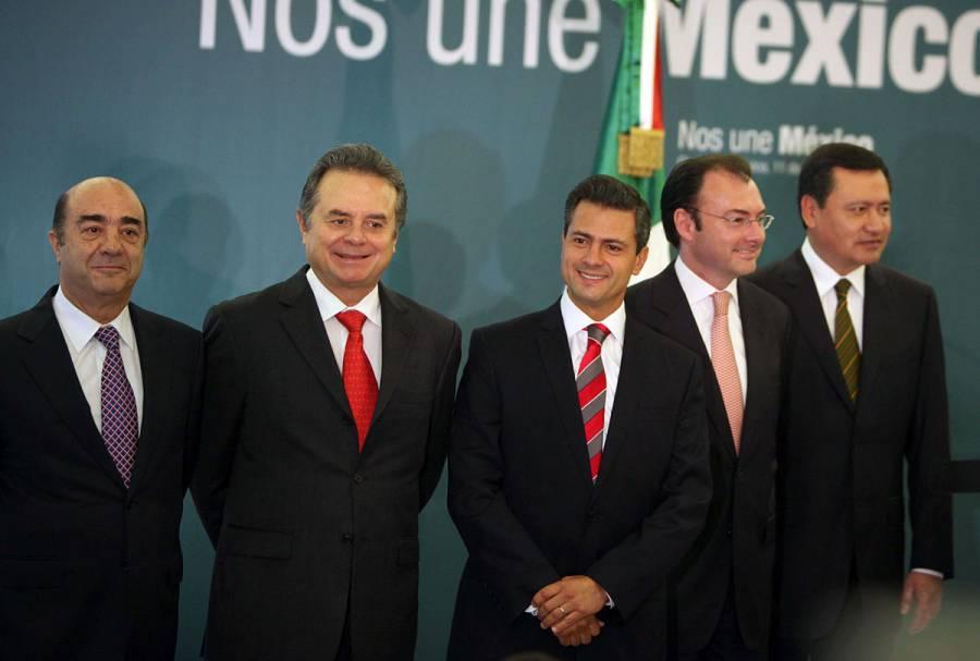 Revelan nombres clave del gabinete de EPN y posibles pruebas de Lozoya