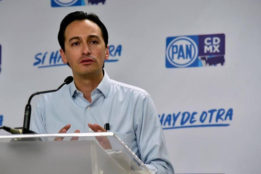 Discurso de honestidad y transparencia del gobierno de la CDMX, una farsa: PAN