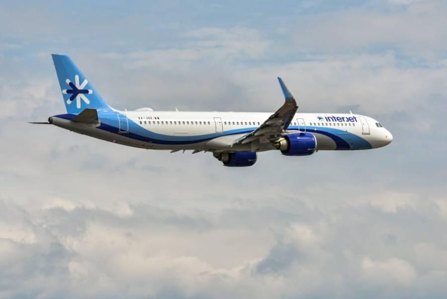 Alianza entre Interjet y Aeromar para comercializar rutas nacionales