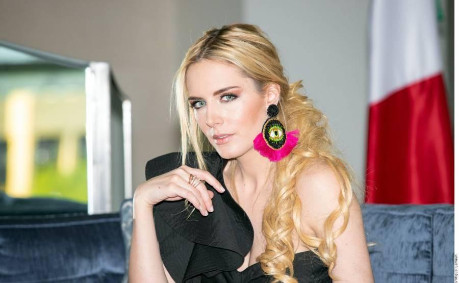 Tania Ruiz, novia de Peña Nieto, da positivo a la prueba de Covid-19
