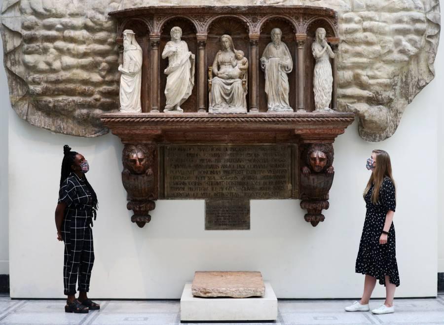 Museo Victoria and Albert de Londres reabre sus puertas