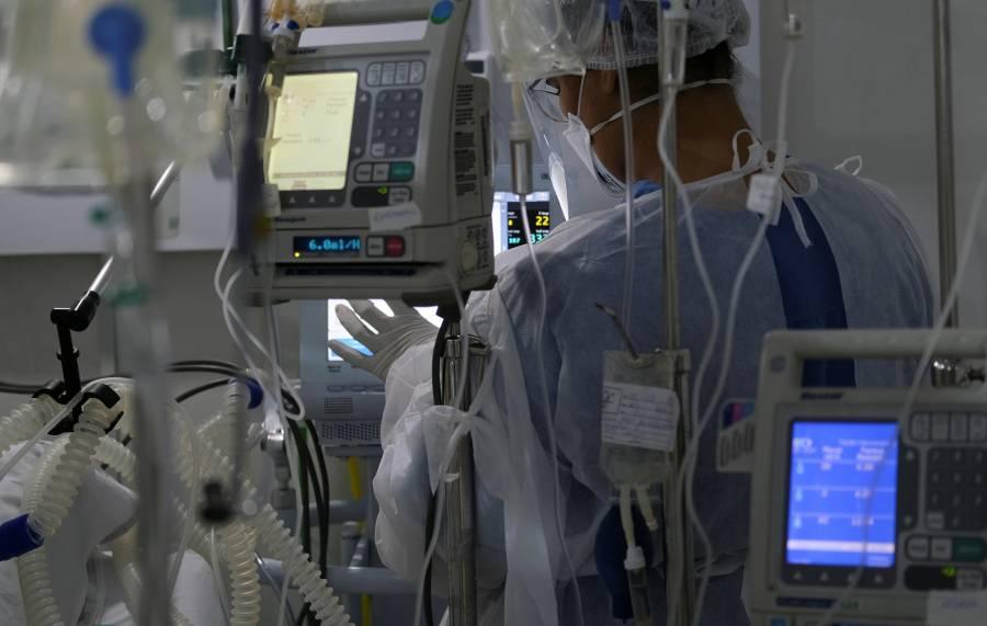 Brasil reporta más de mil 400 nuevos casos de Covid-19