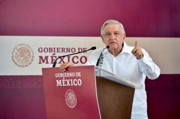 En México ya no hay impunidad: AMLO