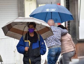 Se prevén lluvias fuertes para este miércoles en 5 estados; posible granizada en CDMX