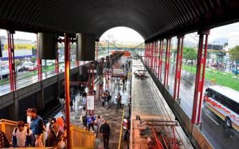 Para evitar contagios por Covid-19, Metro de la CDMX cerró hoy estación Acatitla