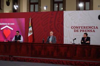López-Gatell afirma que Epidemia se hizo lenta en julio