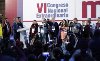 El TEPJF revoca oficio sobre el inicio y la duración de los cargos de la dirigencia interina del partido político Morena