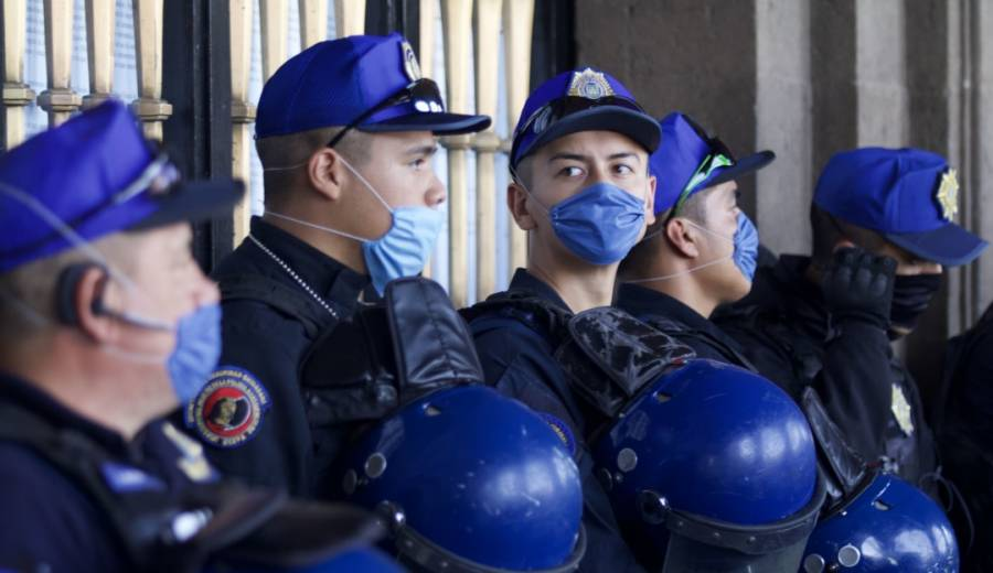 Han fallecido 316 funcionarios de la CDMX por covid-19