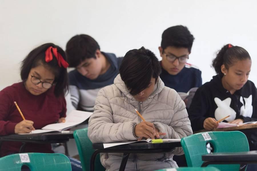 Comipems hará obligatorio el uso de cubrebocas y careta durante sus exámenes
