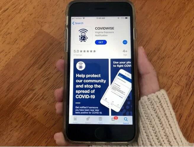 Covidwise, la app que rastrea  cercanía con contagiados