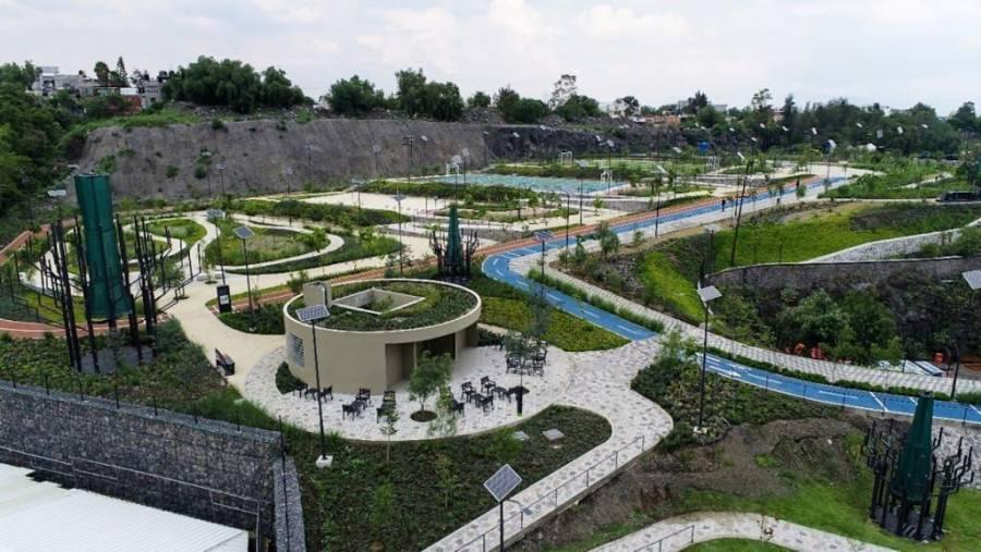 Inicia segunda etapa de rehabilitación del Parque Cantera