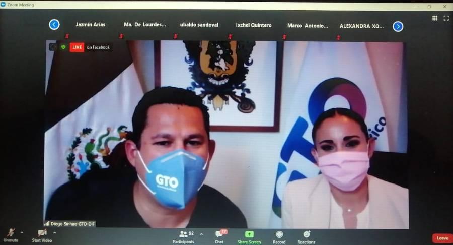 Destaca Diego Sinhue infraestructura en Guanajuato para combatir el Covid-19