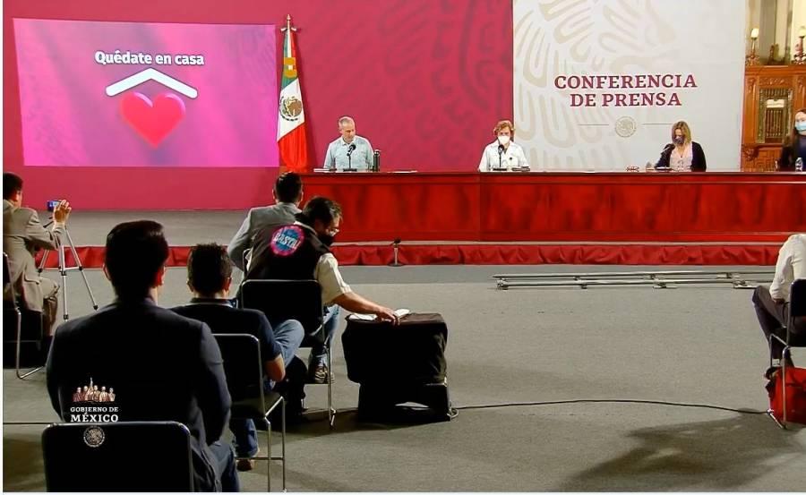 Pierden la vida más de 50 mil personas en México por Covid-19